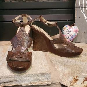 Womens Cato Wedge Heels